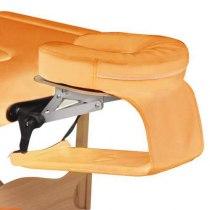 Массажный стол складной LifeGear Lotos Orange | Venko - Фото 25265