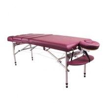 Массажный стол 700 Blanche (темно-вишневый) | Venko - Фото 25270