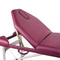 Массажный стол 700 Blanche (темно-вишневый) | Venko - Фото 25271