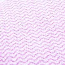 Салфетки одноразовые (волна) 20х20см, 100 шт. ТМП - Фото 25356