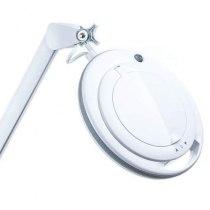 Лампа-лупа 6017 LED 5D (white) с регулировкой яркости - Фото 26593