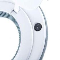 Лампа-лупа 6017 LED 5D (white) с регулировкой яркости | Venko - Фото 26594