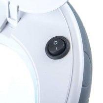 Лампа-лупа 6014 LED (3 диоптрии) с регулировкой яркости - Фото 26622