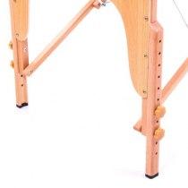 Массажный стол складной Expert New Tec (фиолетовый) | Venko - Фото 26646