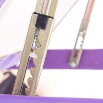 Массажный стол складной Expert New Tec (фиолетовый) | Venko - Фото 26651