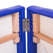 Массажный стол складной Aspect New Tec (темно-синий) - Фото 26673