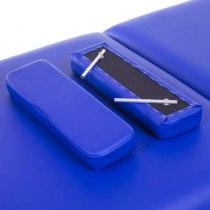 Массажный стол складной Aspect New Tec (темно-синий) - Фото 26675