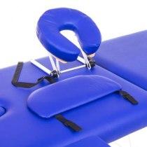 Массажный стол складной Aspect New Tec (темно-синий) - Фото 26676