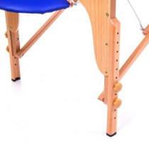 Массажный стол складной Aspect New Tec (темно-синий) - Фото 26679