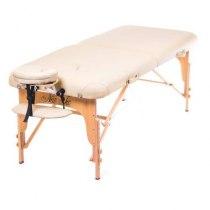 Массажный стол складной Maximum New Tec (бежевый) | Venko
