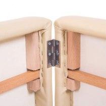 Массажный стол складной Maximum New Tec (бежевый) | Venko - Фото 26686