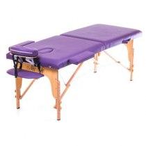 Массажный стол складной Premiere New Tec (фиолетовый) | Venko