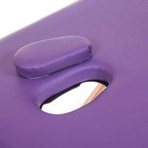 Массажный стол складной Premiere New Tec (фиолетовый) | Venko - Фото 26698