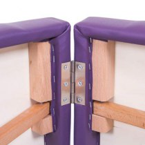Массажный стол складной Premiere New Tec (фиолетовый) | Venko - Фото 26699