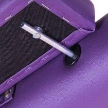 Массажный стол складной Premiere New Tec (фиолетовый) | Venko - Фото 26702