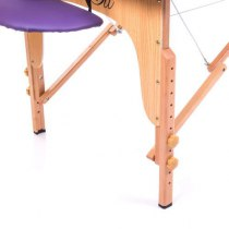 Массажный стол складной Premiere New Tec (фиолетовый) | Venko - Фото 26704