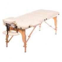 Массажный стол складной Esthetica New Tec (бежевый) | Venko - Фото 26755