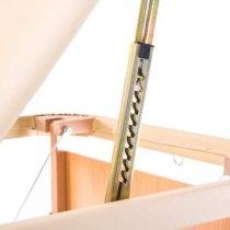 Массажный стол складной Esthetica New Tec (бежевый) | Venko - Фото 26757