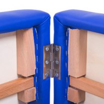 Массажный стол складной Victory New Tec (темно-синий) | Venko - Фото 26763