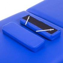 Массажный стол складной Victory New Tec (темно-синий) | Venko - Фото 26765