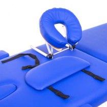 Массажный стол складной Victory New Tec (темно-синий) | Venko - Фото 26766