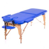 Массажный стол складной Victory New Tec (темно-синий) | Venko - Фото 26767