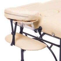 Массажный стол складной Diplomat New Tec (бежевый) | Venko - Фото 26780
