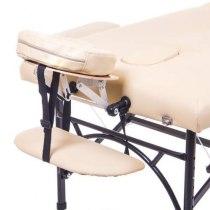 Массажный стол складной Perfecto New Tec (бежевый) | Venko - Фото 26788