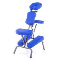 Массажный стул-трансформер Spirit New Tec (темно-синий) | Venko
