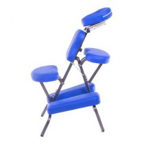 Массажный стул-трансформер Spirit New Tec (темно-синий) | Venko - Фото 26793