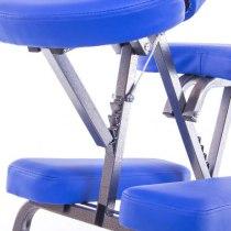 Массажный стул-трансформер Spirit New Tec (темно-синий) | Venko - Фото 26799