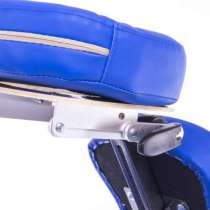Массажный стул-трансформер Spirit New Tec (темно-синий) | Venko - Фото 26800