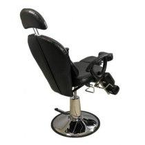 Педикюрное кресло на гидравлике S346А (черный) - Фото 26978