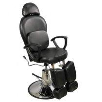 Педикюрное кресло на гидравлике S346А (черный) - Фото 26979