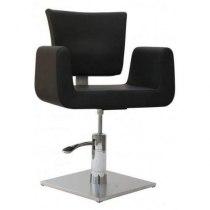 Кресло парикмахерское Orlando на пневматике хром | Venko