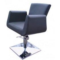 Кресло парикмахерское ORLANDO на пневматике хром - Фото 27263