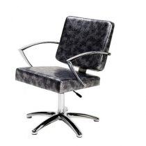 Кресло парикмахерское Dian на пневматике хром | Venko