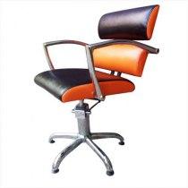 Кресло парикмахерское Tiffany на пневматике хром | Venko - Фото 27284