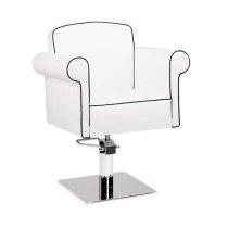 Кресло парикмахерское Art Deco на гидравлике хром | Venko - Фото 27295
