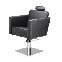 Кресло парикмахерское Quadro на гидравлике хром | Venko - Фото 27304