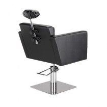 Кресло парикмахерское Quadro на гидравлике хром | Venko - Фото 27305