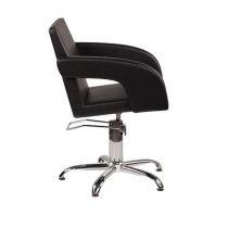 Кресло парикмахерское Tina на пневматике хром | Venko - Фото 27307