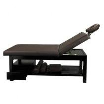 Массажный стол стационарный S855 (темно-коричневый) | Venko - Фото 27468