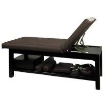 Массажный стол стационарный S855 (темно-коричневый) | Venko - Фото 27469