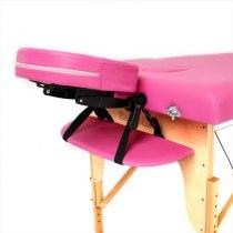 Массажный стол RelaxLine, Lagune, розовый | Venko - Фото 27770