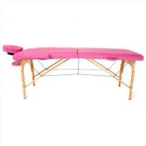 Массажный стол RelaxLine, Lagune, розовый | Venko - Фото 27771
