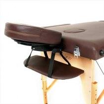 Складной массажный стол Barbados RelaxLine кофейный - Фото 27825
