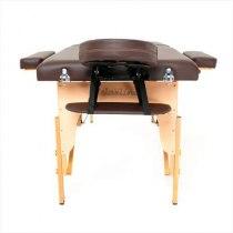 Складной массажный стол Barbados RelaxLine кофейный - Фото 27828