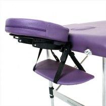 Складной массажный стол Florence RelaxLine фиолетовый | Venko - Фото 27843