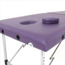 Складной массажный стол Florence RelaxLine фиолетовый | Venko - Фото 27847